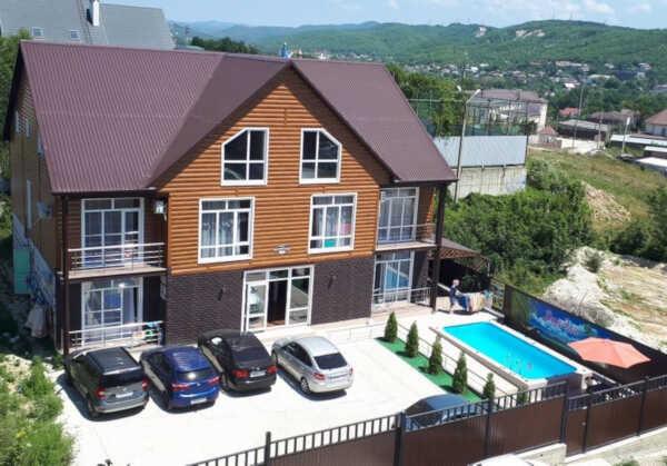 Гостевой дом ДарЭли в Джубге