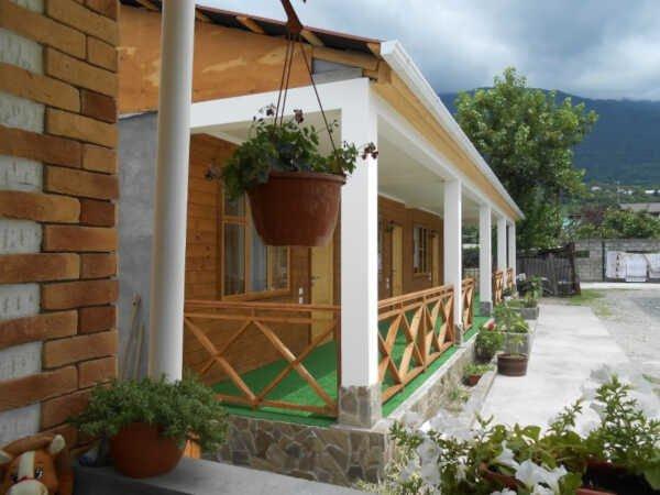 Гостевой дом Миша и Маша в Гаграх