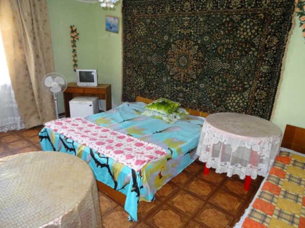 Гостевой дом Севиль в Судаке
