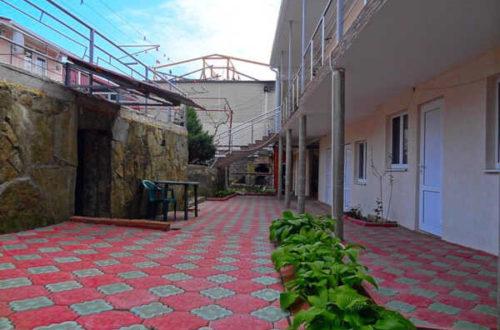 Частный сектор Школьная в Архипо-Осиповке