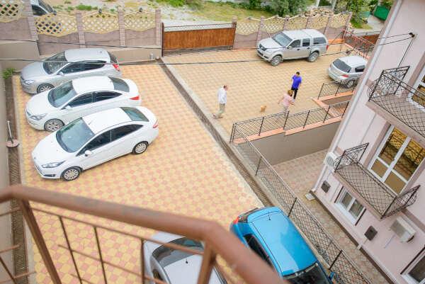 Гостевой дом Берегиня в Джубге (Туапсе)