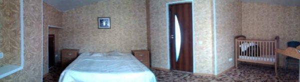 Квартира в коттеджном поселке ДИМ в Коктебеле (Феодосия)