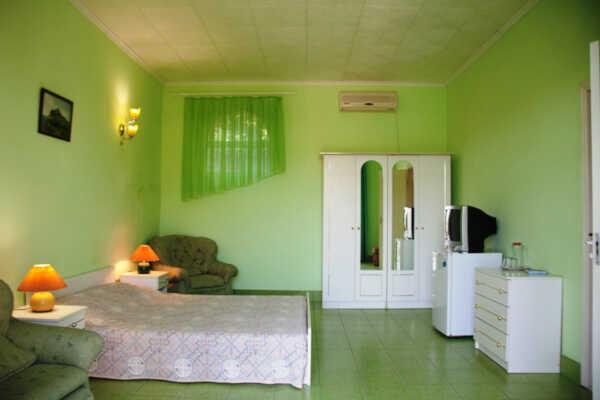 Отель «Ай Георгий» в Судаке