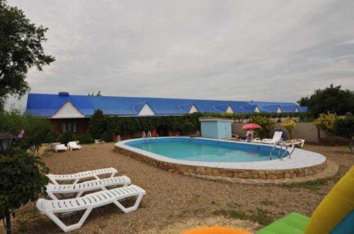 Отдых в Кучугурах в августе