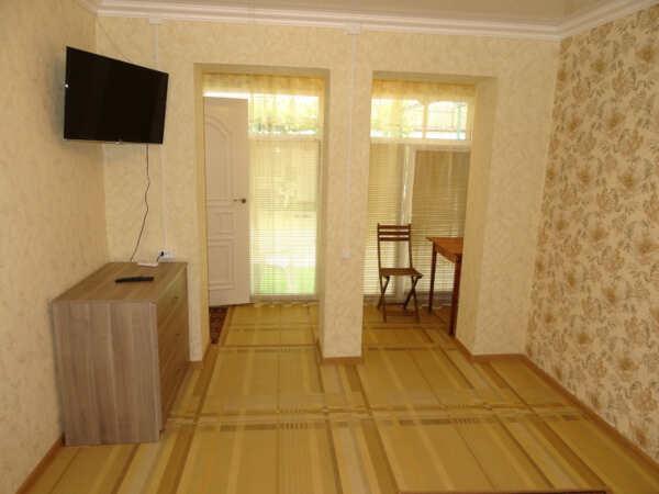 Гостевой дом ТВИКС в Голубицкой
