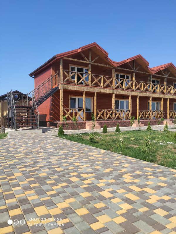 ЭКО-отель «Миланд» в Береговом (Феодосия)